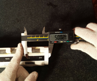 digital calipers, depth gauges calibration