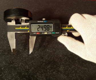 calipers, depth gauges calibration - ToolsControl